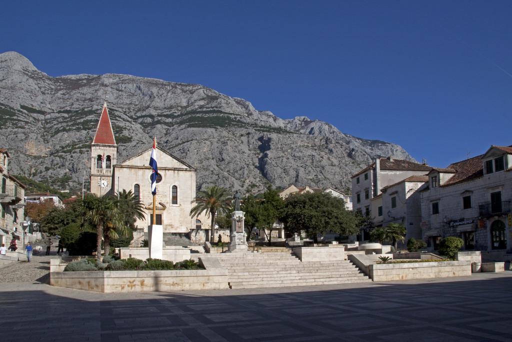 Kostol sv Marka, Makarska