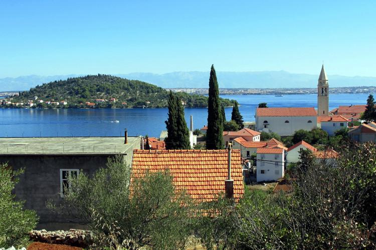 Ugljan, Chorvátsko, panoráma
