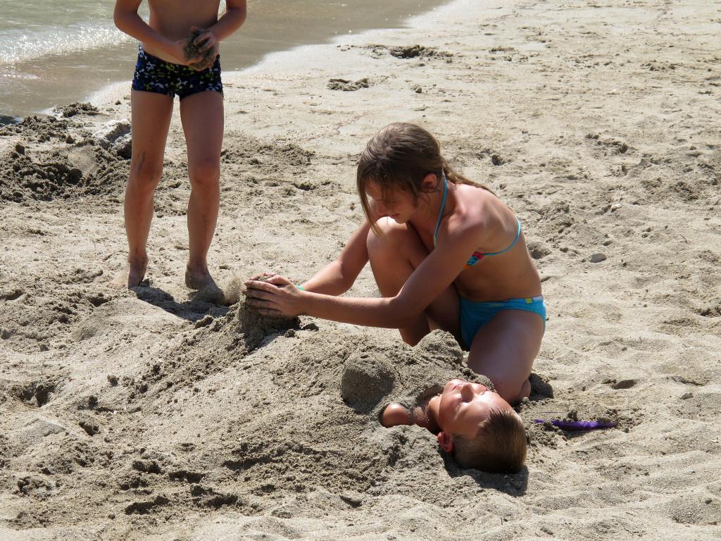 pláž Ugljan