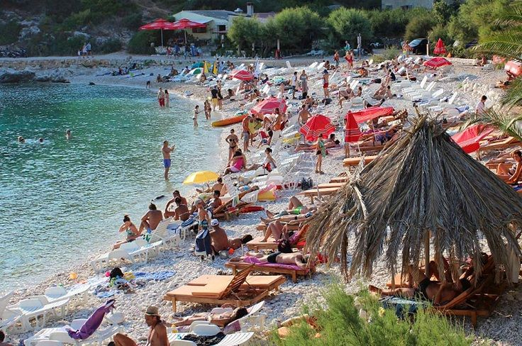 Pláž Grebišće