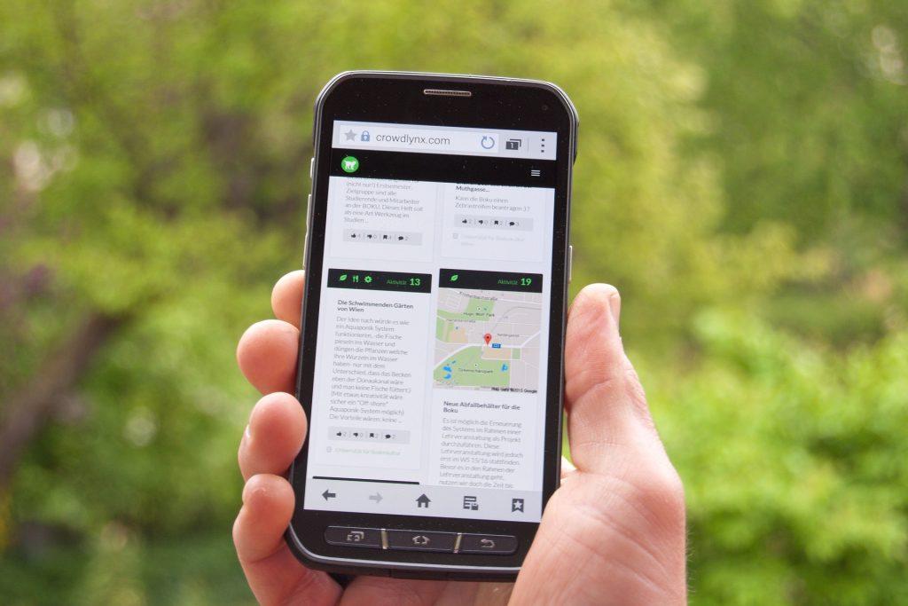 Internet v Chorvátsku - mobil