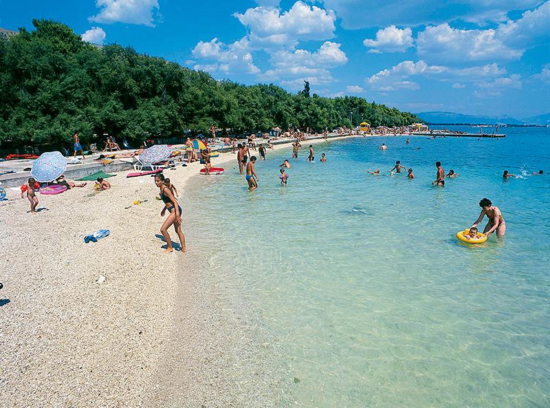 Medena pláž