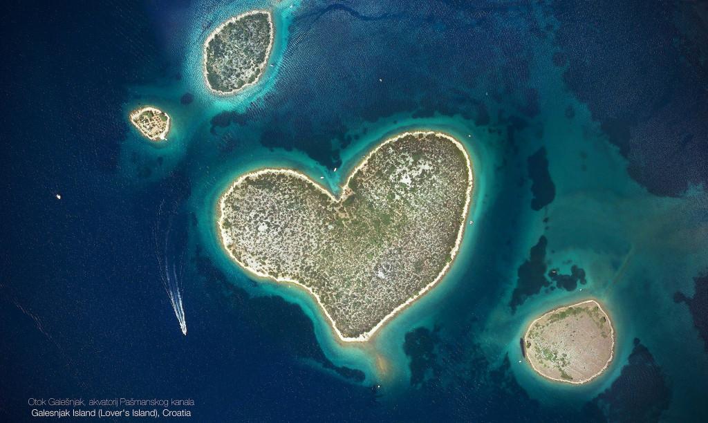Galešnjak ostrov