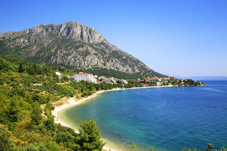 Pláž Gornja Vala