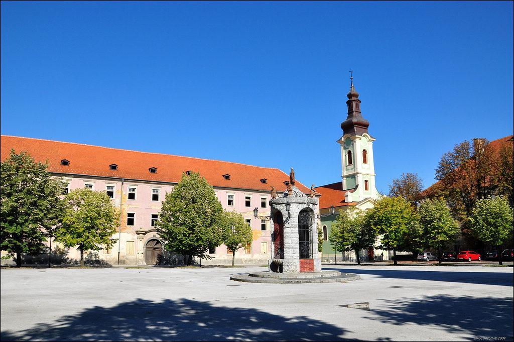 Kostol presvätenej trojice, Karlovac