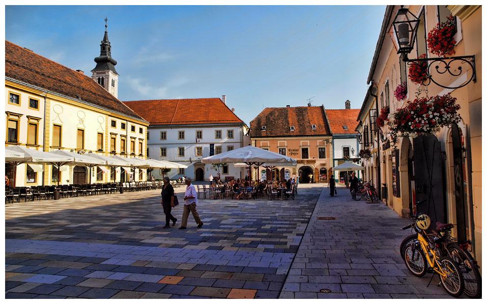 Varaždin,Chorvátsko