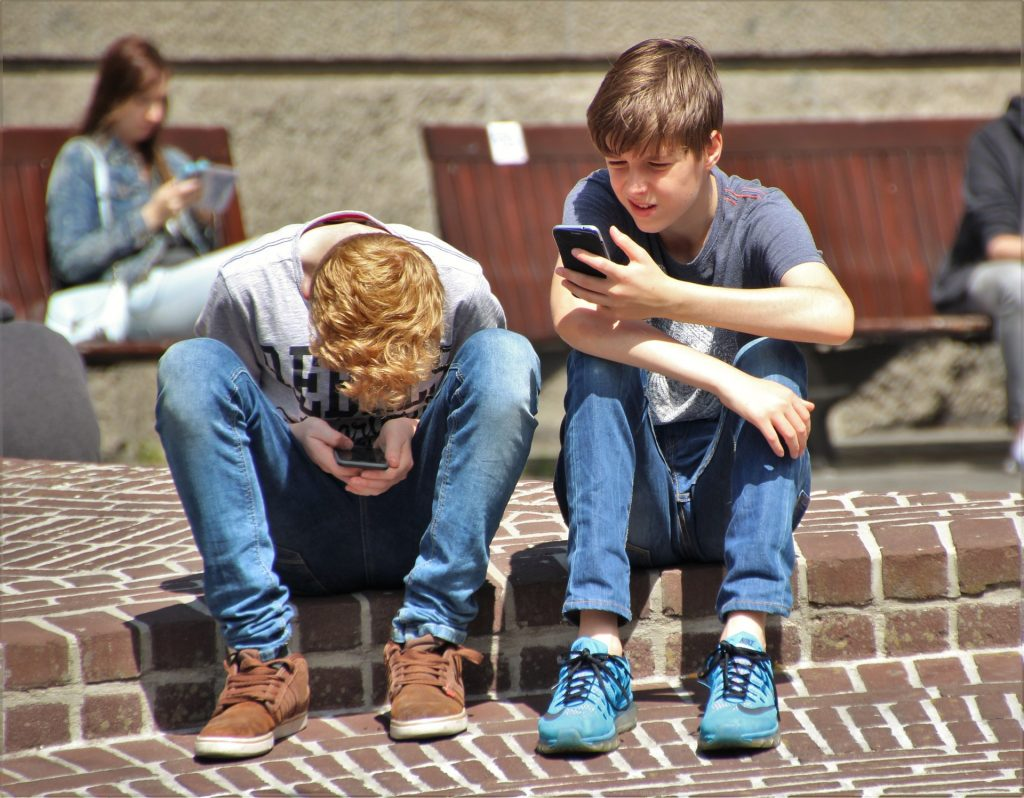 Internet v Chorvátsku - deti
