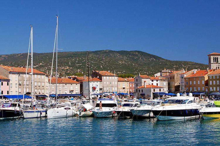 Ostrov Cres - Chorvátsko
