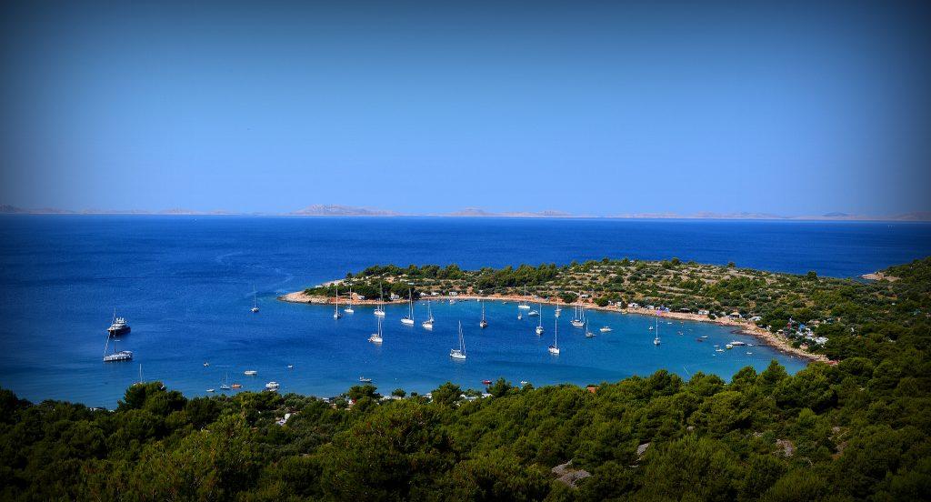 Ostrov Murter, Chorvátsko
