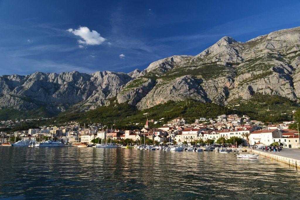 dovolenka na konci leta - Chorvátsko