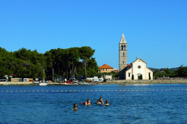Ostrov Pašman, Chorvátsko